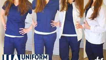 e5394063070 Nurse Product Review: Butter-Soft Scrubs from Uniform Advantage