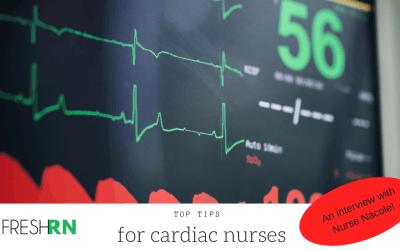 Season 3, Episode 001: Top Tips for Cardiac Nurses. An Interview with Nurse Nacole – Show Notes