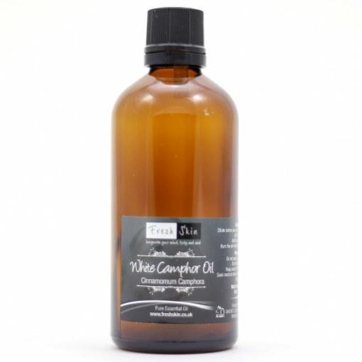 white-camphor-oil
