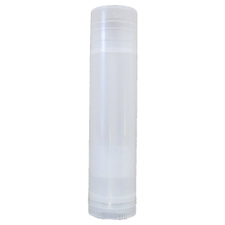 Lip Stick Twister with Cap 5ml Natural - Plastic Bottles - Lipstick Twister