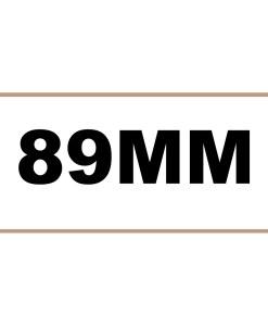 89mm Neck