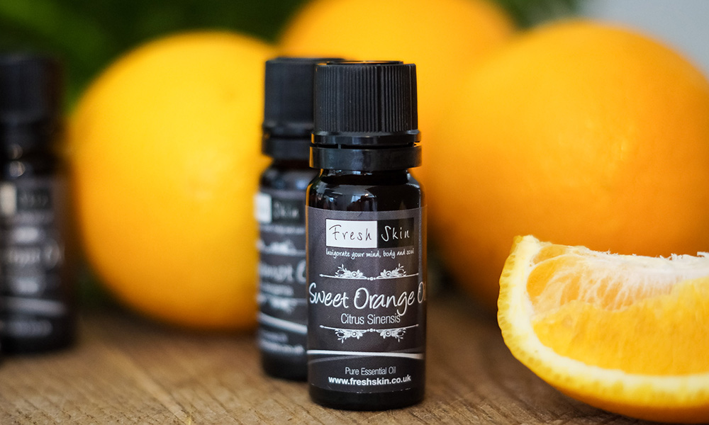 Freshskin sweet orange essential oil
