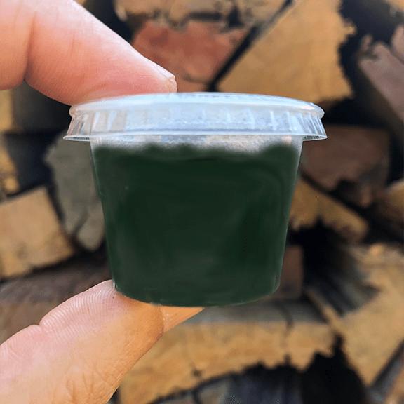 Fresh Spirulina dose/serve recommendation
