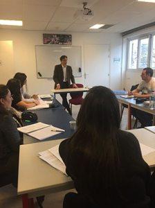 Cours d'anglais général à Paris et en île de France