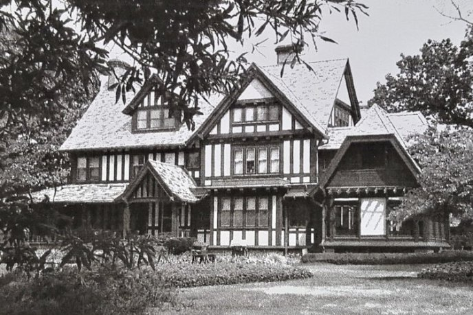 Abram Garfield: Known for his grand home designs and public housing developments (image)