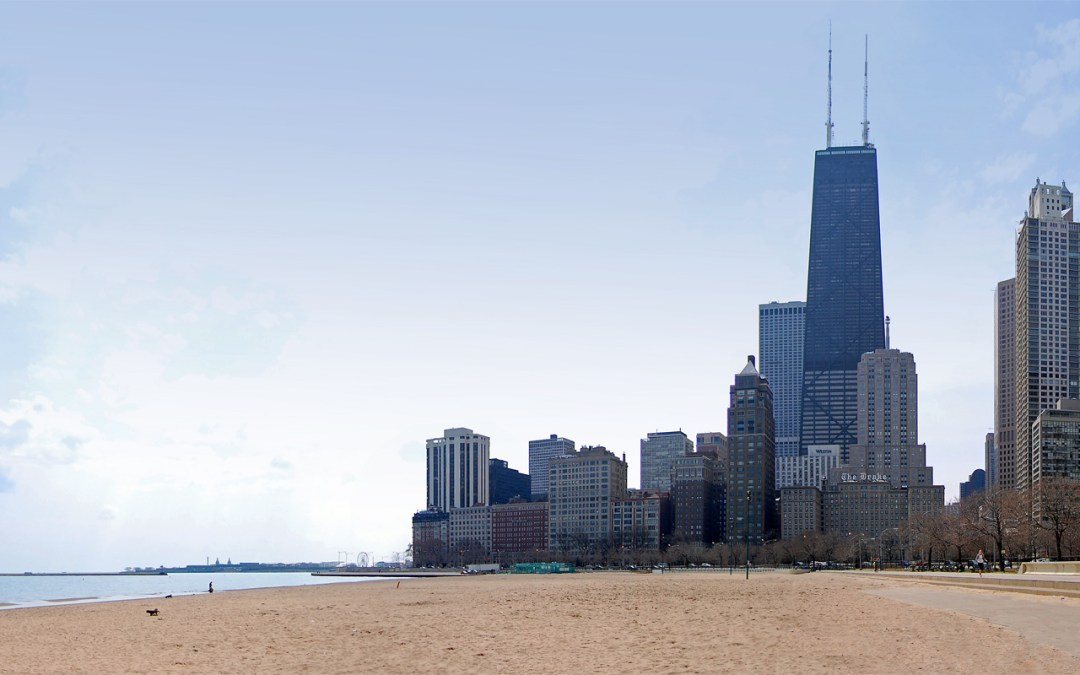 Chicago's Beautiful Beaches