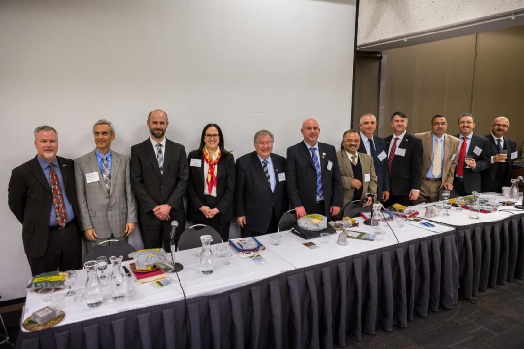 Signatories of the memorandum of understanding