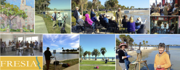 Florida Painting Classes, Painting Classes in Florida