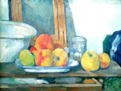 A Cezanne Still Life