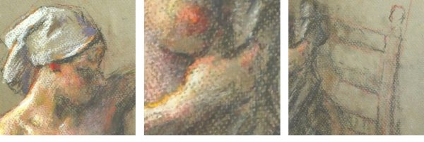 Detail of Brackman Painting