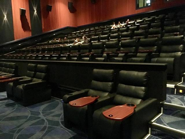 Sierra Vista Cinemas 16 s latest updates help make the theater going     Sierra Vista Cinemas 16 s latest updates help make the theater going  experience a one stop spot for premium entertainment in Clovis   The Fresno  Bee