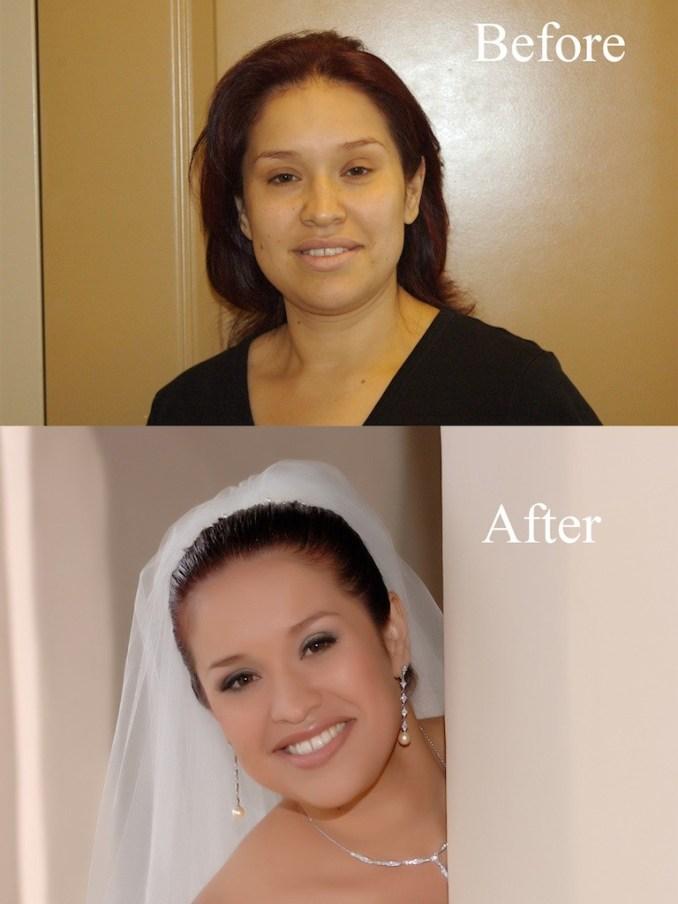 bella makeup & hair design - fresno makeup artist, bridal