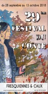 Tony Havart - Maromme (76) - Et j'ai crié Biquette pour qu'elle revienne / Festival Contes Fresquiennes