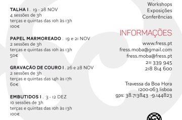 Cursos MOBA para Novembro e Dezembro de 2019