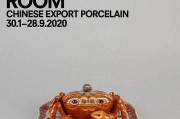 """Exposição """"The Porcelain Room"""""""