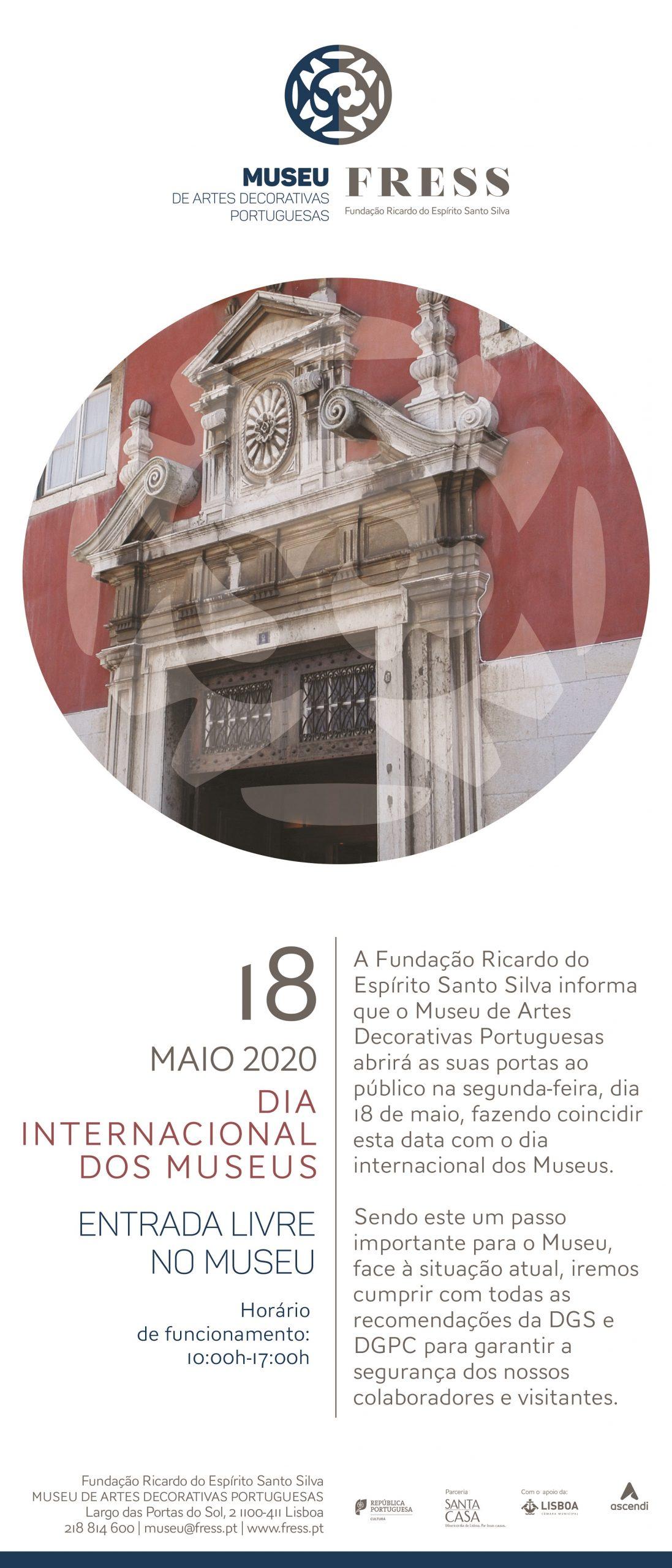 Abertura do Museu de Artes Decorativas Portuguesas