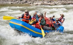 Kings River Rafting