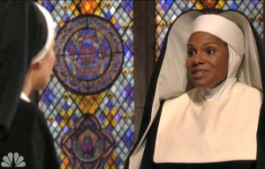 Audra McDonald in NBC's The Sound of Music Live