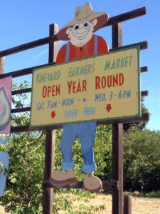 Vinyard Farmer's Market