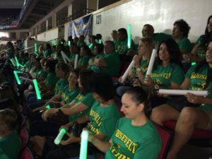 Fresno Unified conducted its second annual Convocation at the Save Mart Center