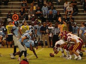 FresYes! Featured Game of Week 4:   # 6 (2-1) Clovis West Golden Eagles   at   # 17 (2-2) Bullard Knights