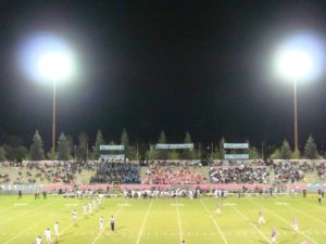 Friday Night Light at Lamonica Stadium