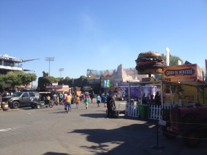 The Big Fresno Fair Fairgrounds
