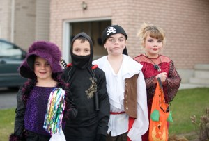 Places to Go: Trick or Treat Edition