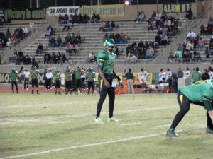 Elijah Martin is a running quarterback