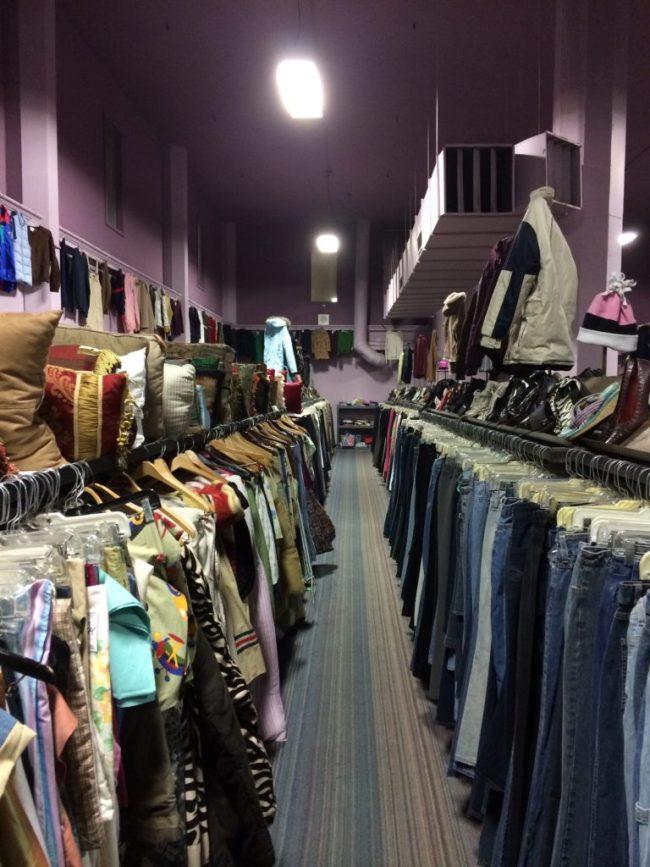 Thrift Store Treasure Hunt
