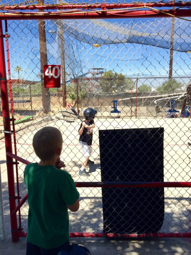 North Fresno Batting Range