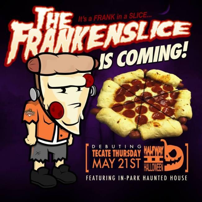 The Frankenslice Fresno Grizzlies
