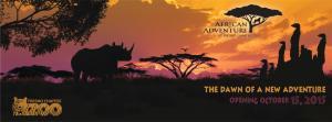Update: Major happenings at Chaffee Zoo's African Adventure