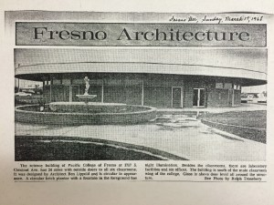 Marpeck Hall: Fresno Pacific's Mid-Century Coolness