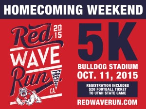 Red Wave Run!