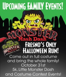 Monster Mash Dash Poster