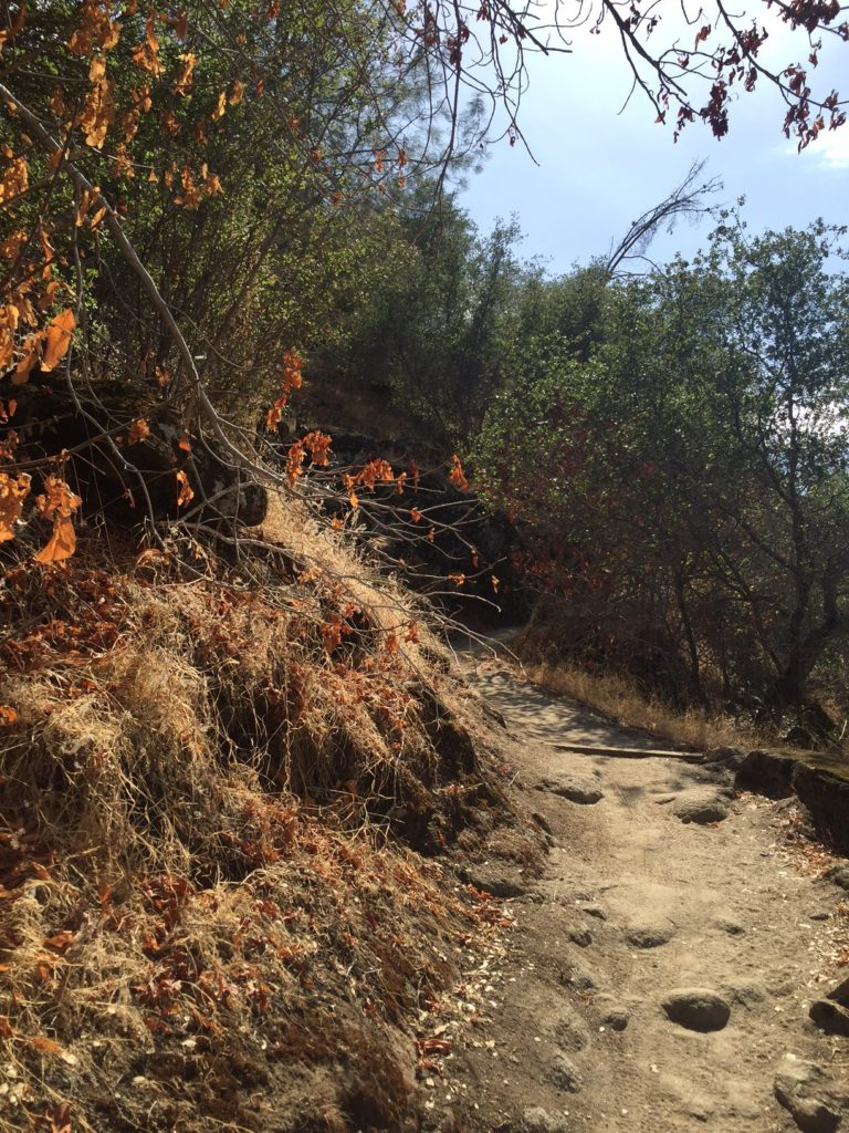 Hiking the San Joaquin River Gorge