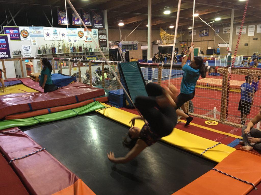 Gymnastics Beat