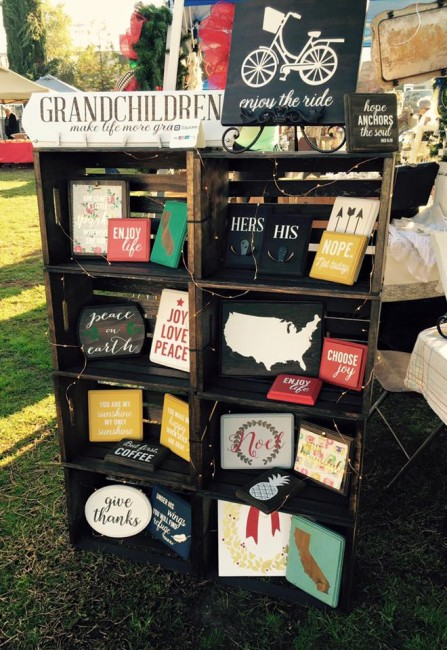 Some of Anchor and soul crafts signs
