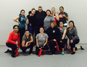 Fresno Fitness: The Dungeon MMA – Women's Kickboxing Class
