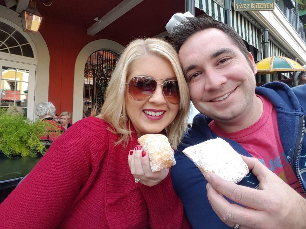 Natali at Disneyland