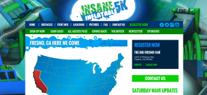 Fresno Fitness: Insane Inflatable 5K