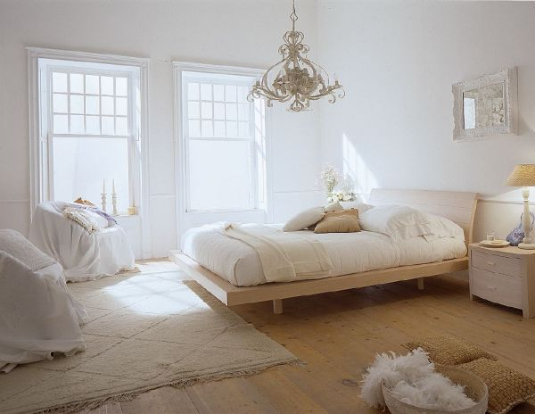 Even if her bedroom isn't this luxurious, she'll be able to imagine it is with soft, new sheets