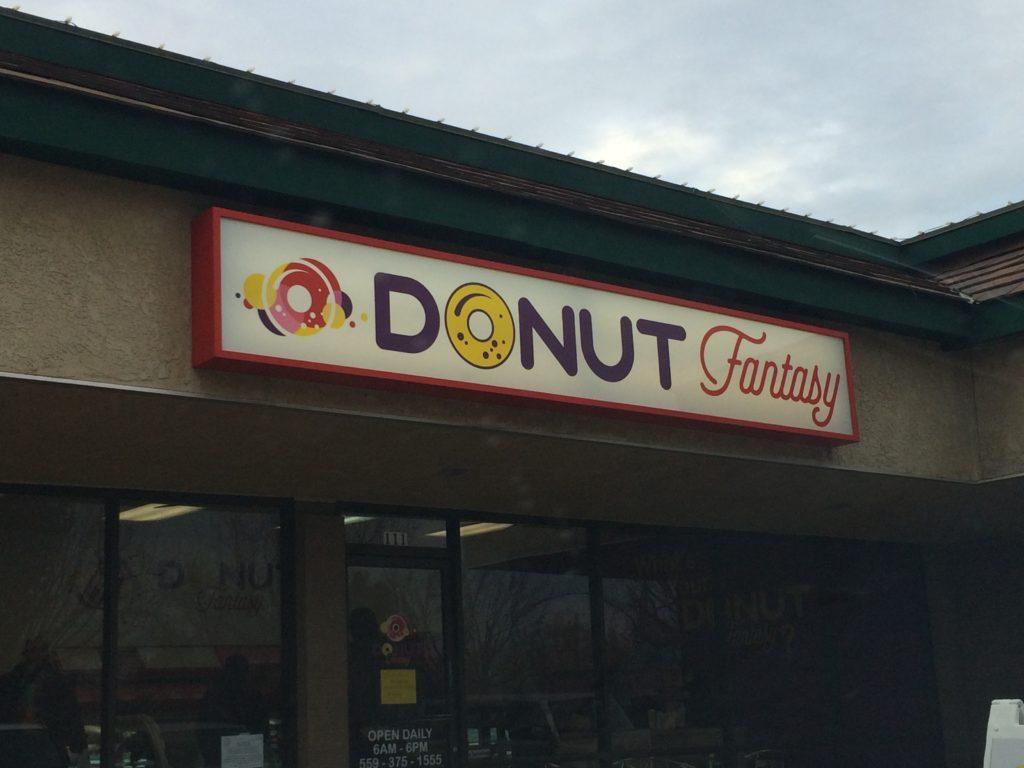 Donut Fantasy