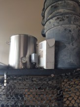 The original homebrew kettle
