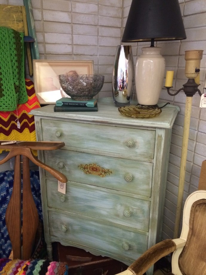 New Vision's Re-Loved Home Furnishings