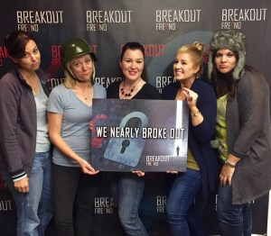Opening this weekend: Breakout Fresno!