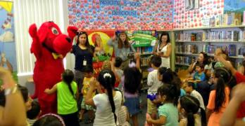 2016 Summer Reading Programs and Family Fun at the Library!