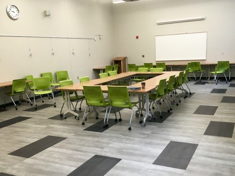The beautiful Betty Rodriguez library has state of the art classroom space, ready to welcome you to their fun events this summer!