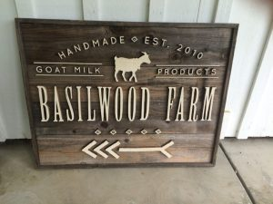 Basilwood Farm Makes Great Soap & So Much More (and You Can Pet Their Goats)